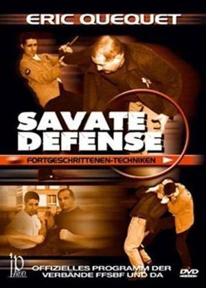Rent Eric Quequet: Savate Defense Advanced Techniques Online DVD Rental