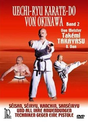 Rent Meister TakEmi Takayasu 8 Dan: UEchi Ryu Karate Do Von Okinawa Band 2 Online DVD Rental