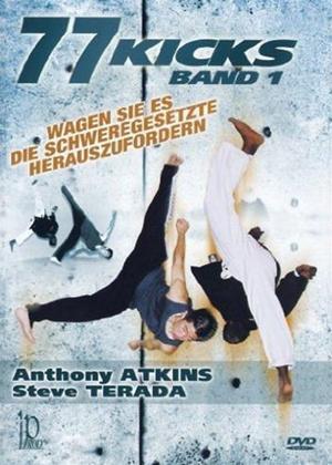 Rent Steve Terada, Anthony Atkins: 77 Fusstritte Band 1 Online DVD Rental