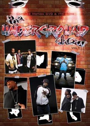 Rent Mike Jones, Lil Flip, Chamillionare, Bone Thugs and Harmony: Underground Show Online DVD Rental