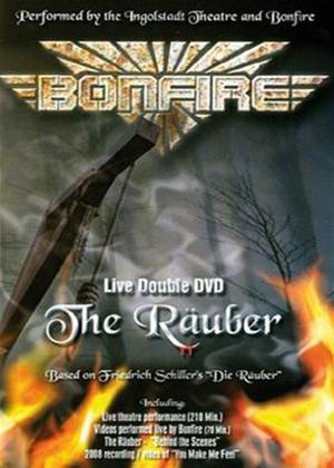 Rent Bonfire: The Räuber Online DVD Rental