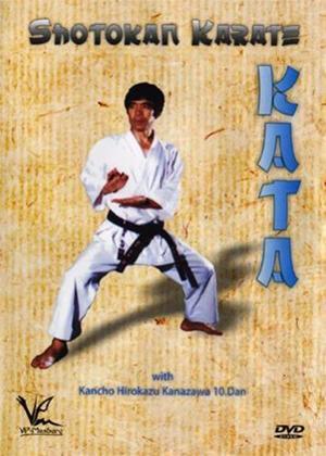 Rent Kancho Hirokazu Kanazawa: Shotokan Karate Kata by Kancho Hirokazu Online DVD Rental