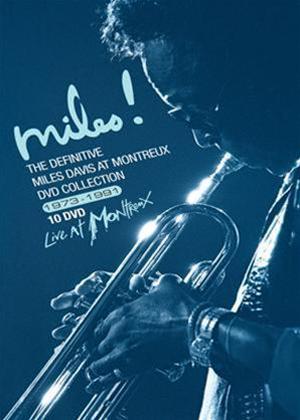 Rent Miles Davis: The Definitive Miles Davis at Montreux 1973-1991 Online DVD Rental