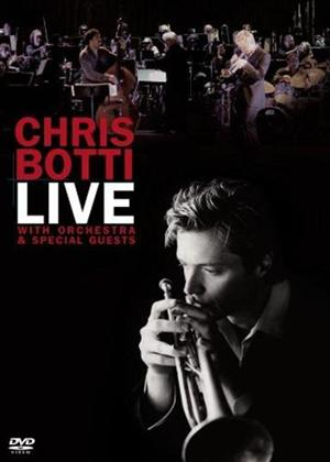 Rent Chris Botti: Live with Orchestra and Special Guests Online DVD Rental