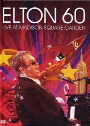 Rent Elton John: Elton 60: Live at Madison Square Garden Online DVD Rental