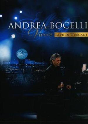 Rent Andrea Bocelli: Vivere: Live in Tuscany Online DVD Rental