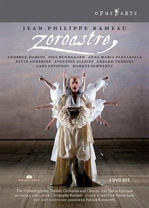 Rent Jean-Philippe Rameau: Zoroastre Online DVD Rental