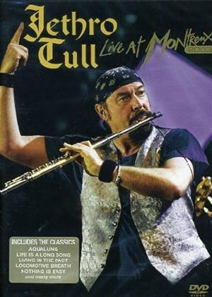 Rent Jethro Tull: Live at Montreux 2003 Online DVD Rental