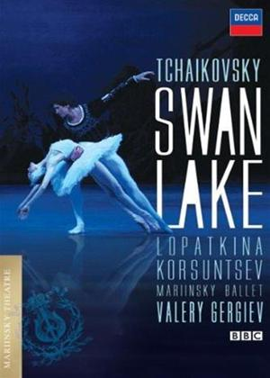 Rent Swan Lake: Mariinsky Ballet Online DVD Rental
