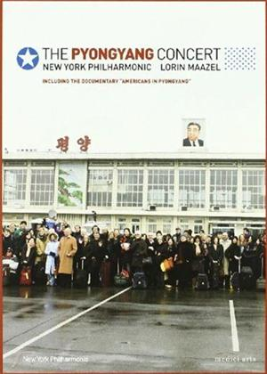 Rent The Pyongyang Concert: New York Philharmonic Online DVD Rental