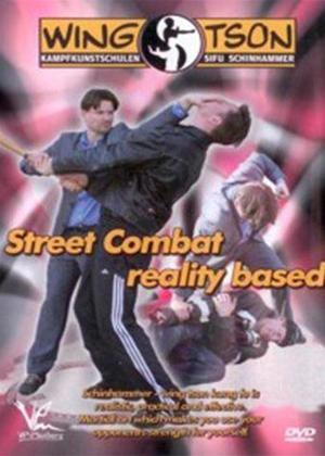 Rent Sifu Markus Schinhammer: Wing Tsun Street Combat Reality Based Online DVD Rental