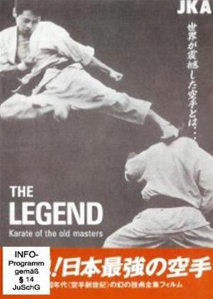 Rent Nakayama Masatoshi: The Legend- Karate of The Old Masters Online DVD Rental