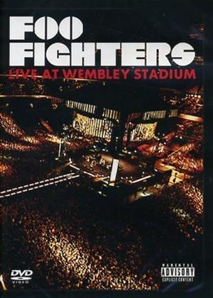 Rent Foo Fighters: Live at Wembley Stadium Online DVD Rental