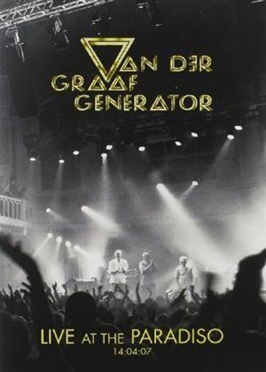 Rent Van Der Graaf Generator: Live at the Paradiso Online DVD Rental