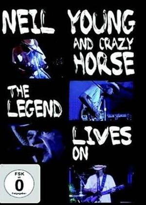 Rent Neil Young and Crazy Horse: The Legend Lives On Online DVD Rental