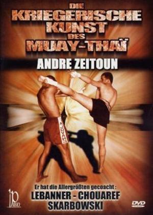 Rent The Martial Art of the Muay-Thai Online DVD Rental