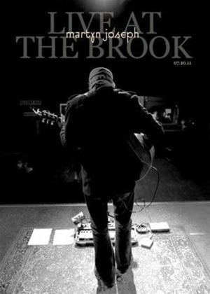 Rent Martyn Joseph: Live at the Brook Online DVD Rental