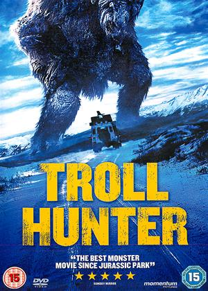 Rent Troll Hunter (aka Trolljegeren) Online DVD Rental