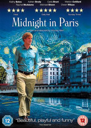 Midnight in Paris Online DVD Rental