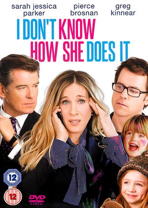 Rent I Don't Know How She Does It Online DVD Rental