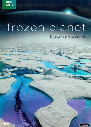 Frozen Planet Online DVD Rental