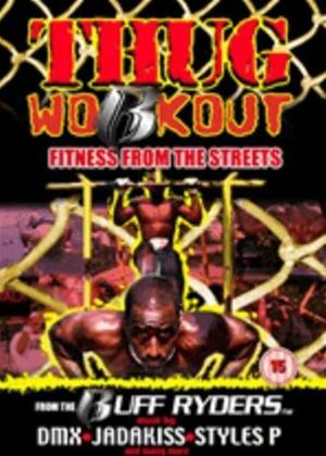 Rent Thug Workout Online DVD Rental