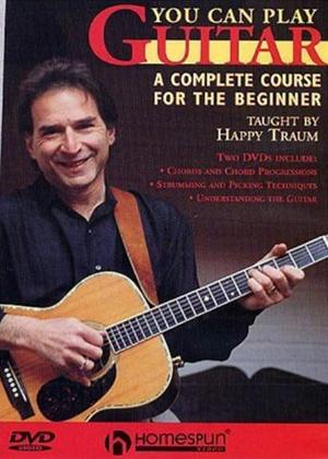 Rent Happy Traum: You Can Play Guitar Online DVD Rental