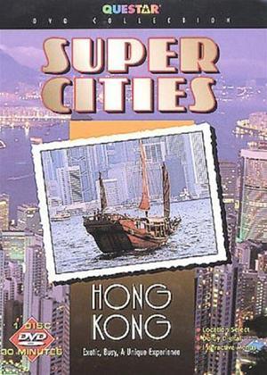 Rent Super Cities: Hong Kong Online DVD Rental