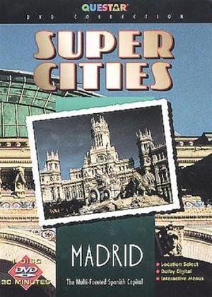 Rent Super Cities: Madrid Online DVD Rental