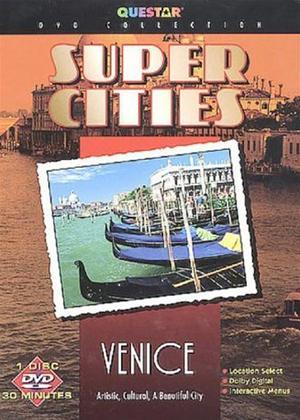 Rent Super Cities: Venice Online DVD Rental