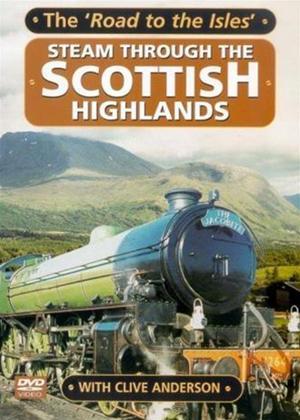 Rent Steam Through the Scottish Highlands Online DVD Rental