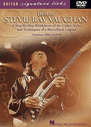 Rent Best of Stevie Ray Vaughan Online DVD Rental