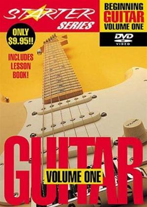 Rent Starter Series: Beginning Guitar: Vol.1 Online DVD Rental