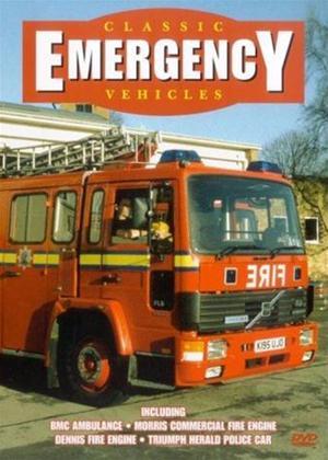 Rent Classic Emergency Vehicles Online DVD Rental