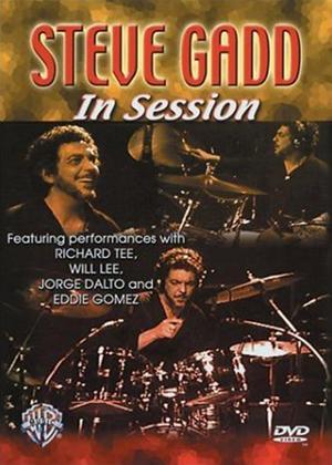 Rent Steve Gadd: In Session Online DVD Rental