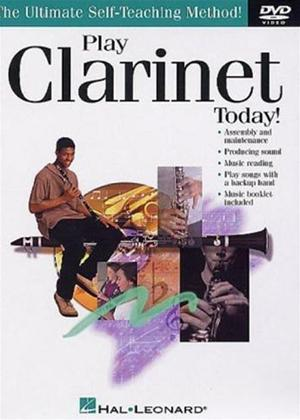 Rent Play Clarinet Today Online DVD Rental