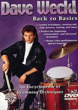 Rent Dave Weckl: Back to Basics Online DVD Rental