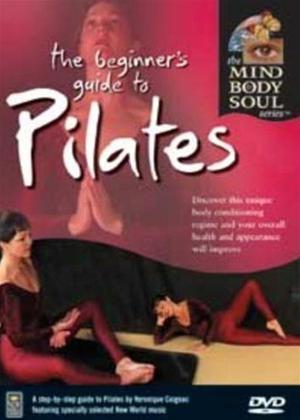 Rent Beginner's Guide to Pilates Online DVD Rental