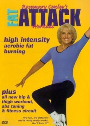 Rent Rosemary Conley: Fat Attack Online DVD Rental