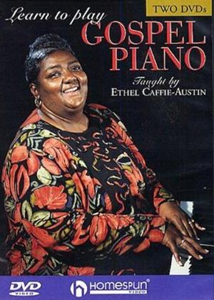 Rent Learn to Play: Gospel Piano Online DVD Rental