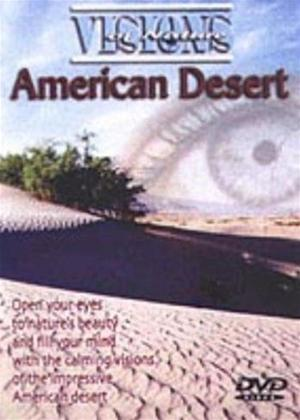 Rent Visions of Nature: American Desert Online DVD Rental