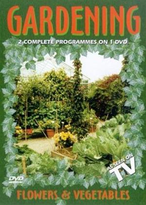 Rent Gardening: Flowers and Vegetables Online DVD Rental