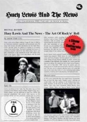 Rent Huey Lewis and The News: The Art of Rock N Roll Online DVD Rental