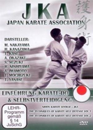 Rent JKA: Einführung Karate-Do and Selbstverteidigun Online DVD Rental