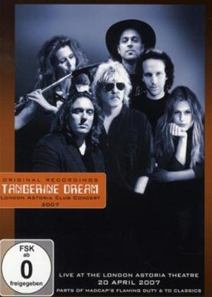 Rent Tangerine Dream: London Astoria Club Concert 2007 Online DVD Rental