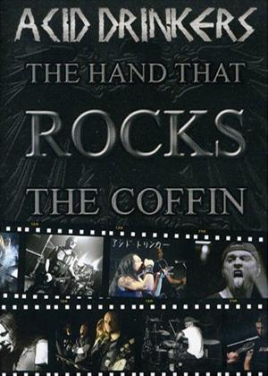 Rent Acid Drinkers: The Hand That Rocks The Coffin Online DVD Rental