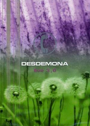 Rent Desdemona: Live 3.0 Online DVD Rental