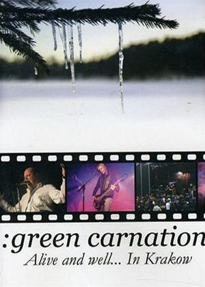 Rent Green Carnation: Alive and Well... in Krakow Online DVD Rental