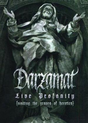 Rent Darzamat: Live Profanity: Visiting the Graves of Heretics Online DVD Rental