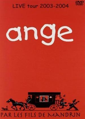 Rent Ange: Live Tour 2003-2004 Online DVD Rental